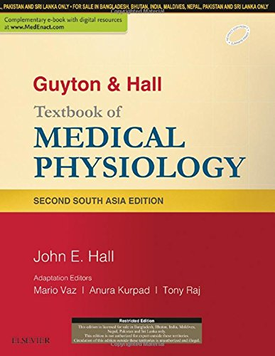 Guyton & Hall Textbook of Medical Physio