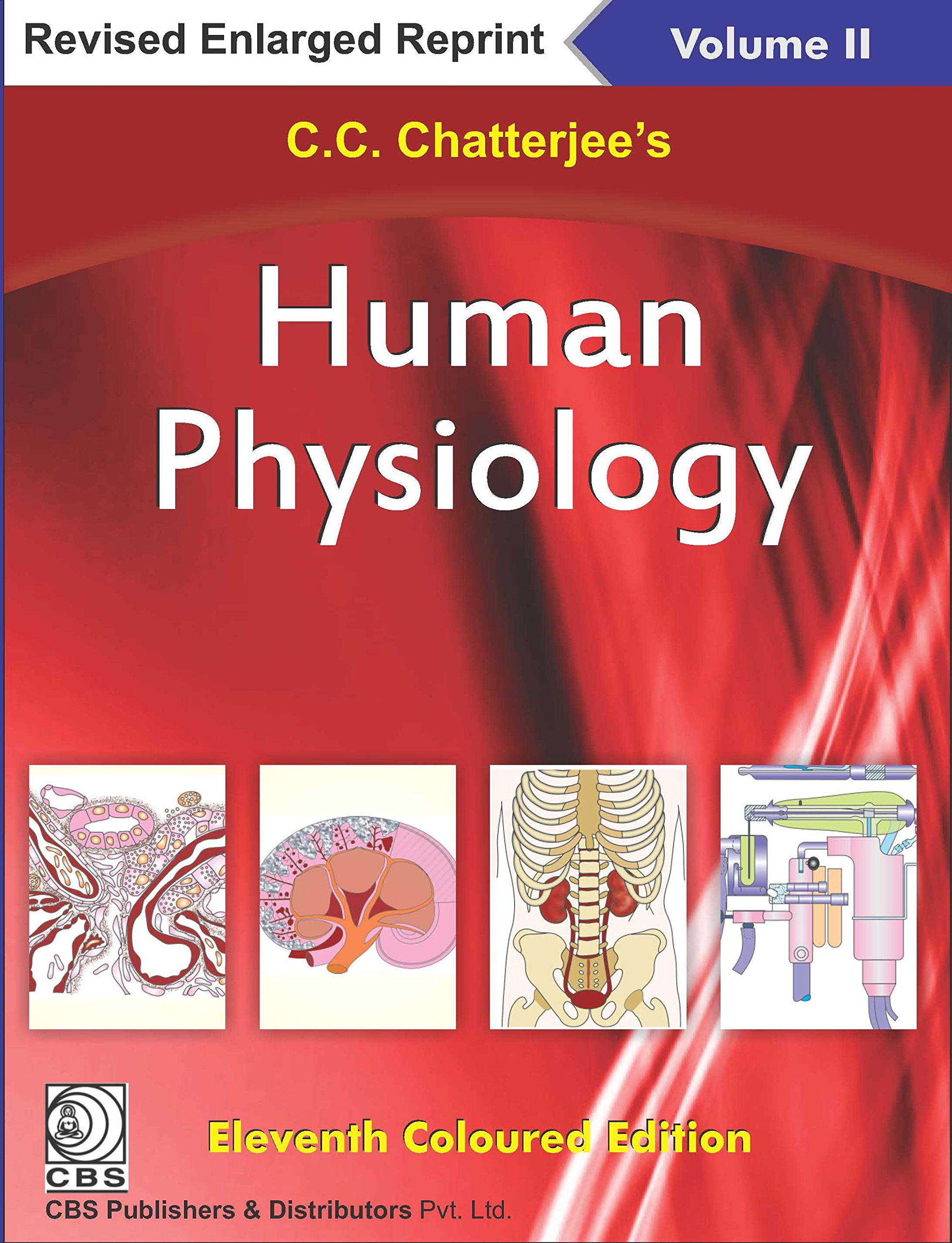 C C CHATTERJEE'S HUMAN PHYSIOLOGY VOLUME 2